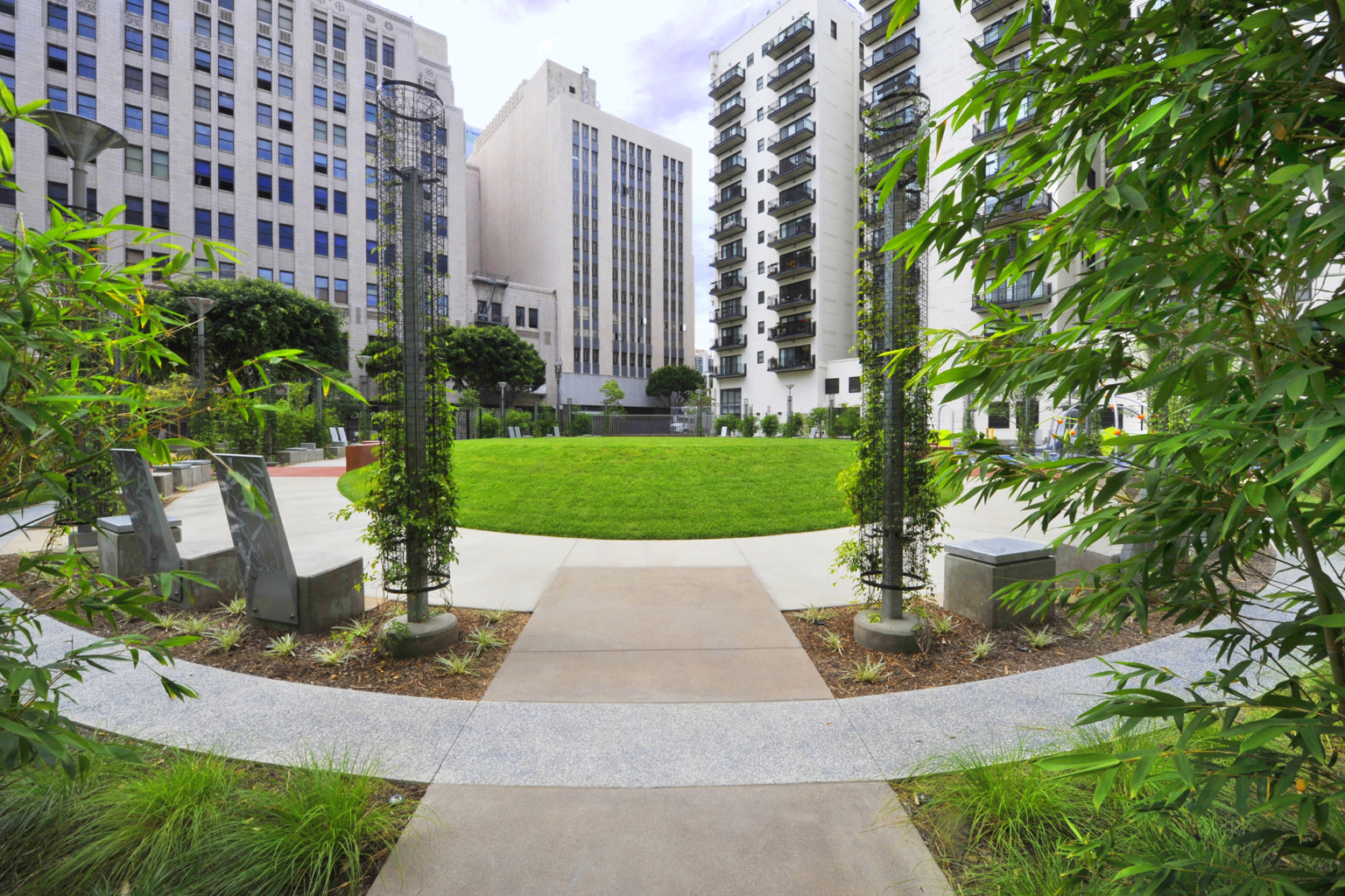 Lehrer Architects Collaborates With Los Angeles City On