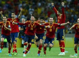 España va a la final (VIDEO)