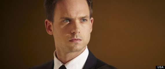 PATRICK J ADAMS SUITS SEASON 3