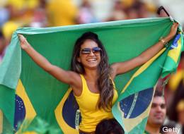 Las más bellas de la Copa (FOTOS)