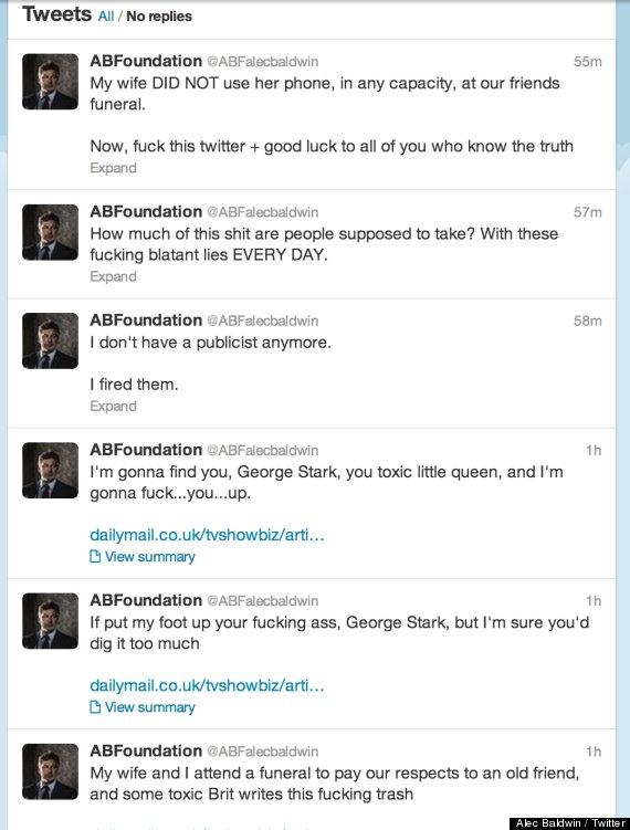 Alec Baldwin Twitter M... Alec Baldwin Twitter