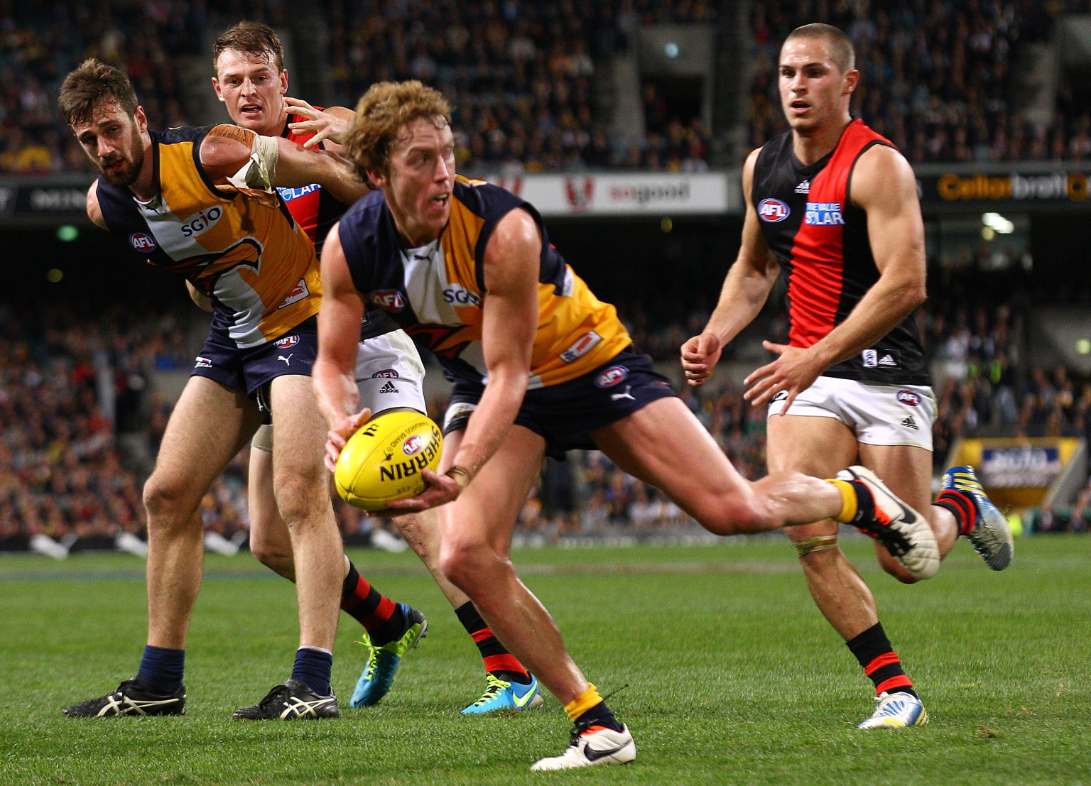 Australian rules football in England