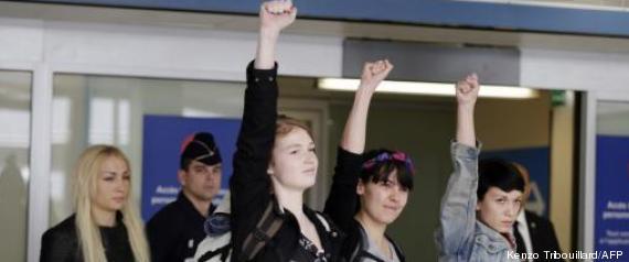 FEMEN TUNISIE LIBRES