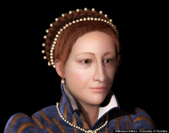 mary queen of scots dundee university