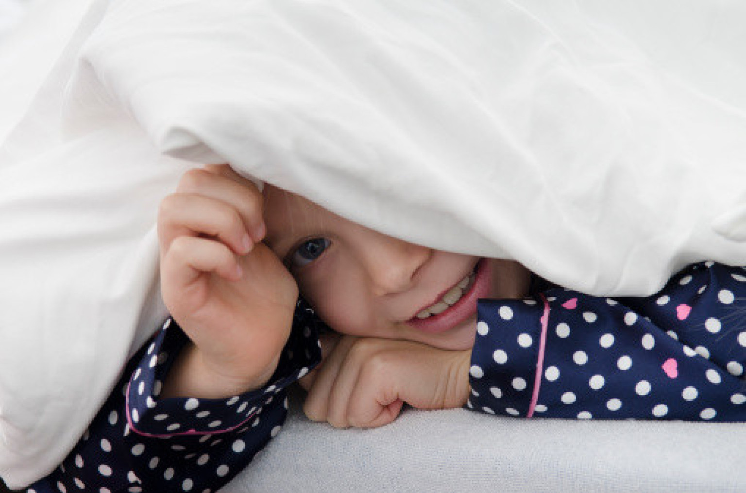 How To Deal With Your Child's Nighttime Wetting