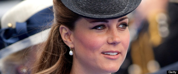 Kate Middleton Breastfeeding