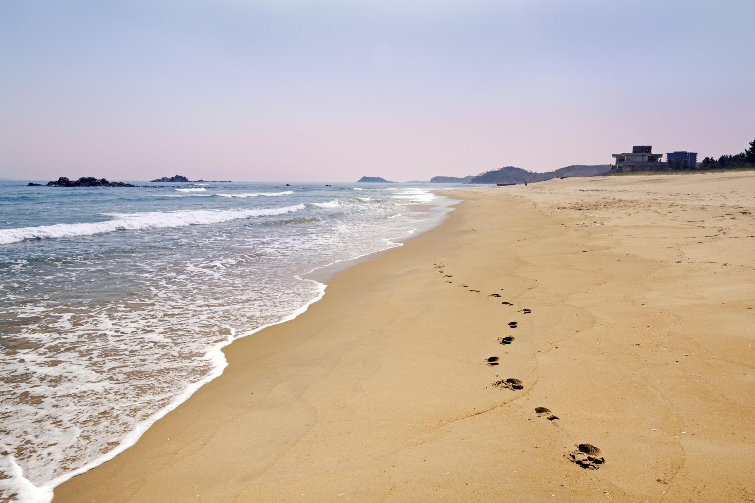 Beach: Wonsan, North Korean Beach Resort, Announced By Kim Jong Un