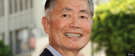 GEORGE TAKEI INTERVIEW 2013