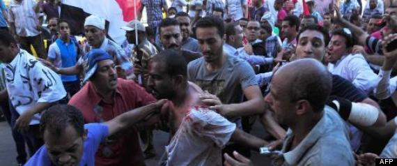 EGYPTE VIOLENCES TAMARROD MORSI