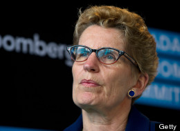 Why Ontarians Shouldn't Trust Wynne With Our Retirements