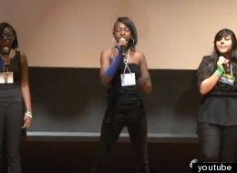 School Hosts AMAZING Science Rap Battle For Students (VIDEO)