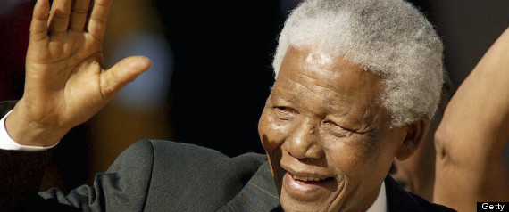 NELSON MANDELA LEADERSHIP