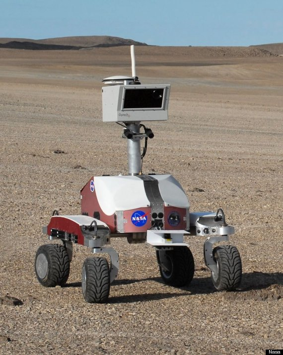 space rover on earth - photo #33