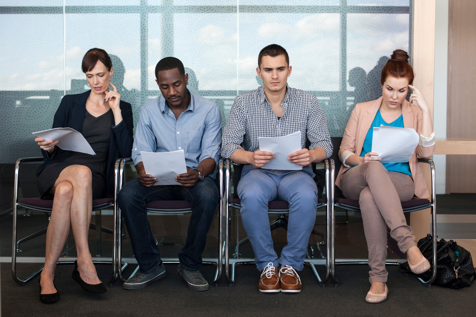More Graduate Jobs But There's Still 46 Applicants Competing For ...