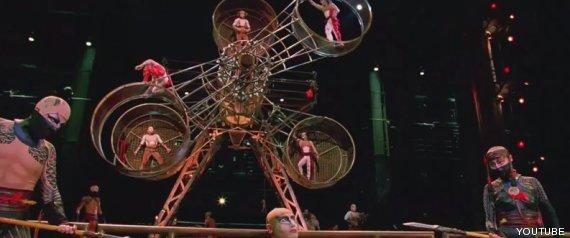 Circo del sol muere el hijo del fundador preparando su for Ultimos chimentos del espectaculo