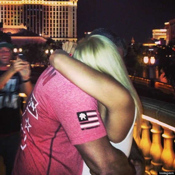 Brooke Hogan Engaged To Dallas Cowboys' Phil Costa