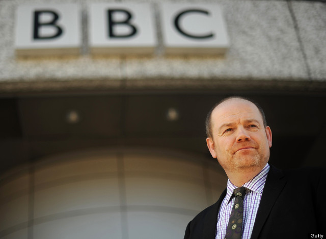 mark thompson bbc
