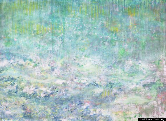 iris halmshaw paintings
