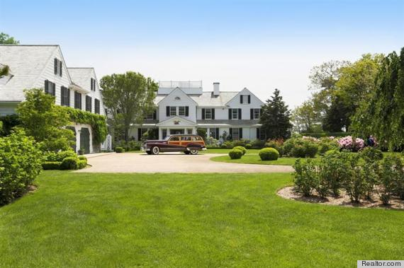 Bill Kochs House In Cape Cod Is Listed For  Million After He Purchased Rachel Bunny Mellon