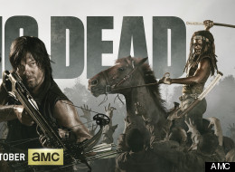 New 'Walking Dead' Poster Features Zombies, Horses & Hammers