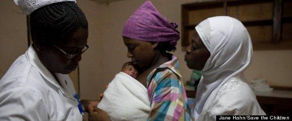 nigeria global motherhood