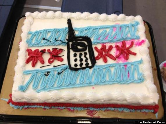 open key cake