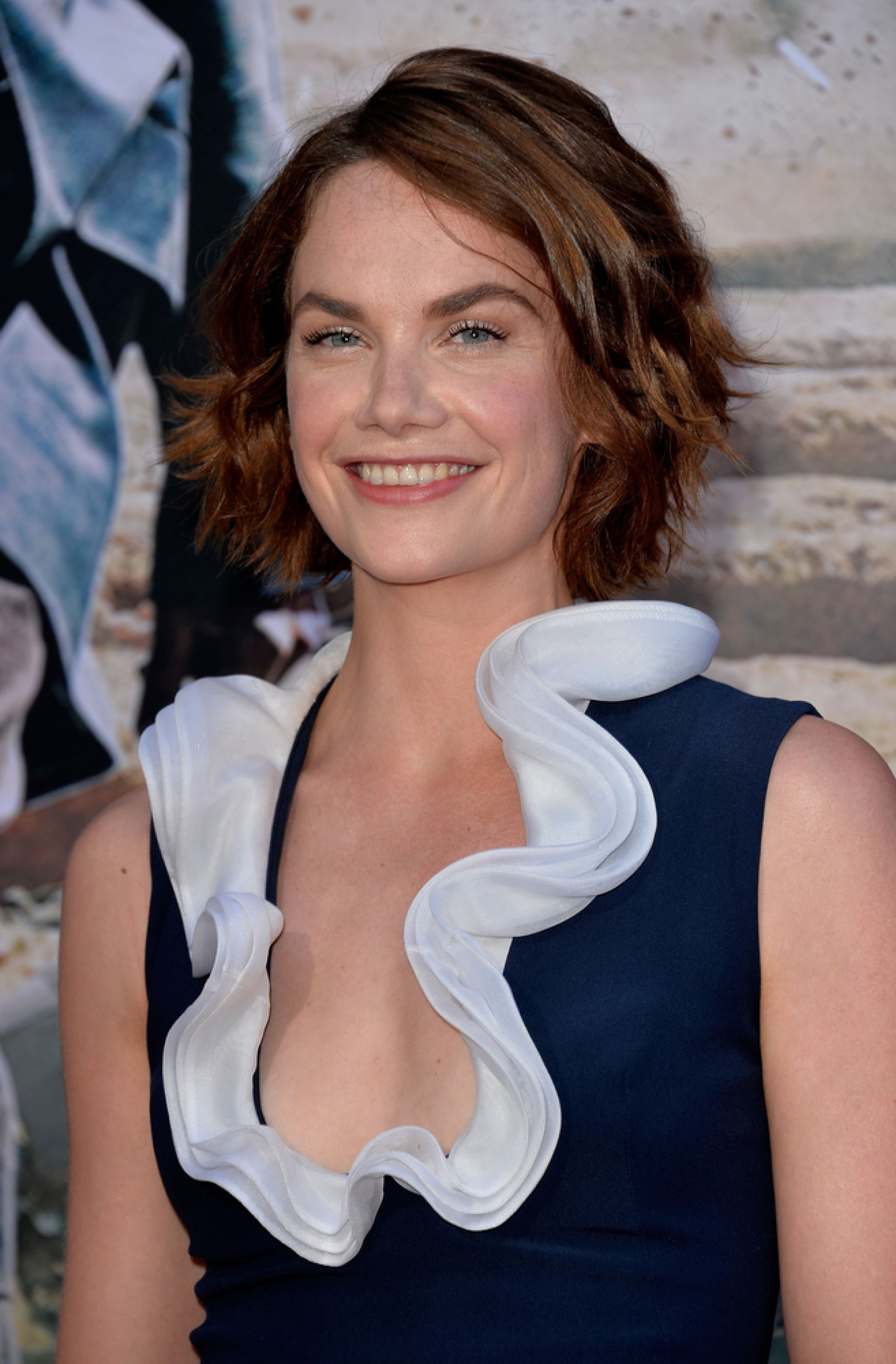 Ruth Wilson On 'The Lone Ranger' & Why She Owes Director