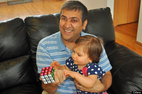 sameer doshi rubiks cube