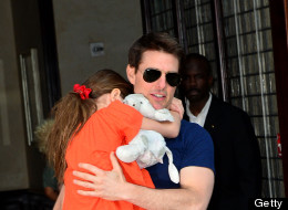 You'll Never Guess How Much Tom Cruise Spends On Keeping Suri Safe
