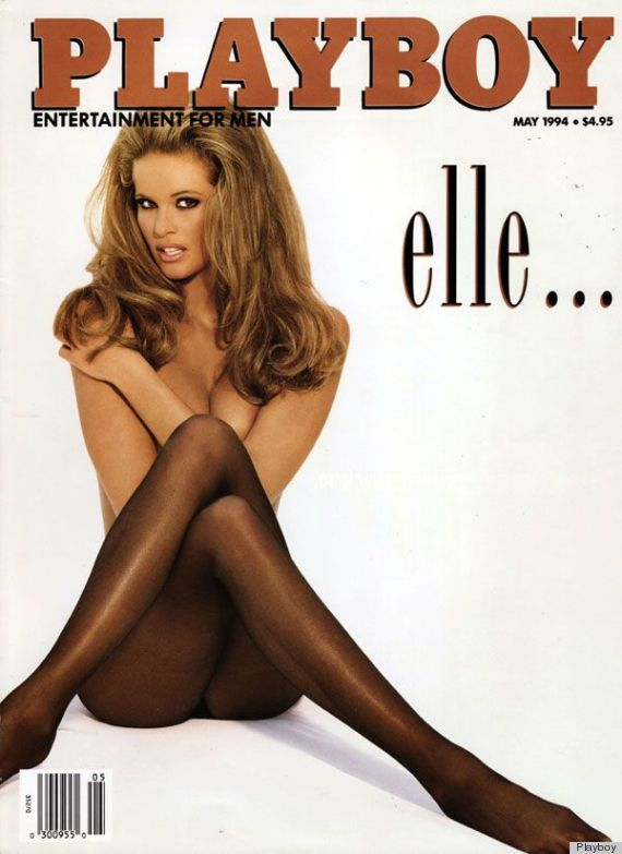 Elle 'The Body' Macpherson Repeats Playboy Cover Pose At 49 (PHOTOS)