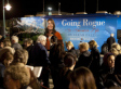 Palin Plane Tour: Using Private Jet, Forcing Staff To Take Bus