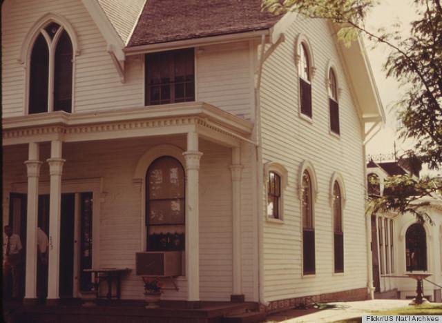 amelia earhart house