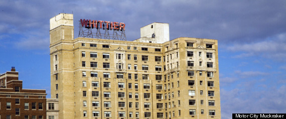 Historic Whittier Crumbles As Owner Neglects High Rise