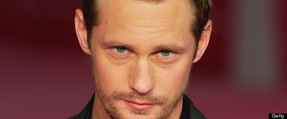 Alexander Skarsgard: Bringing Sexy Back To Family Photos Since 1976