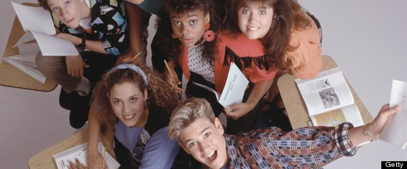 saved by the bell returns
