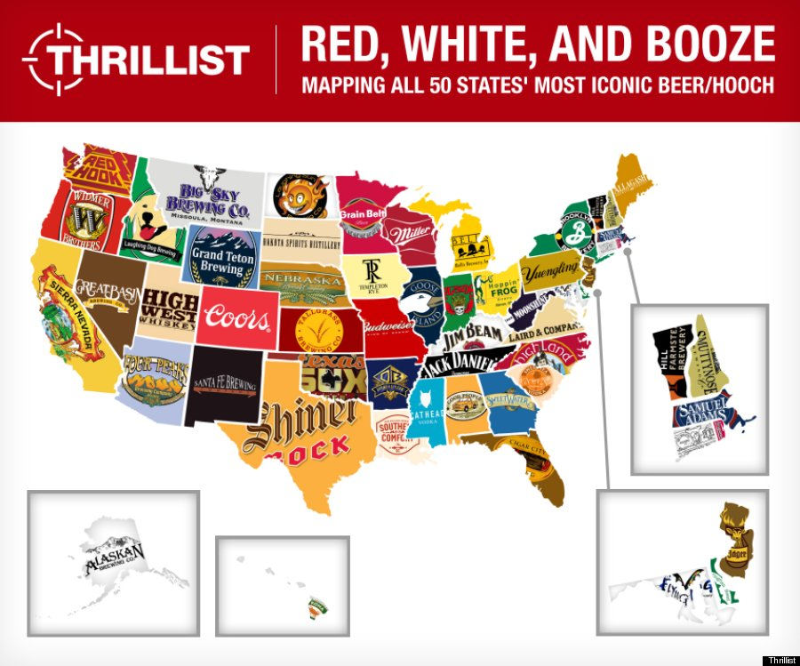 state alcohol companies