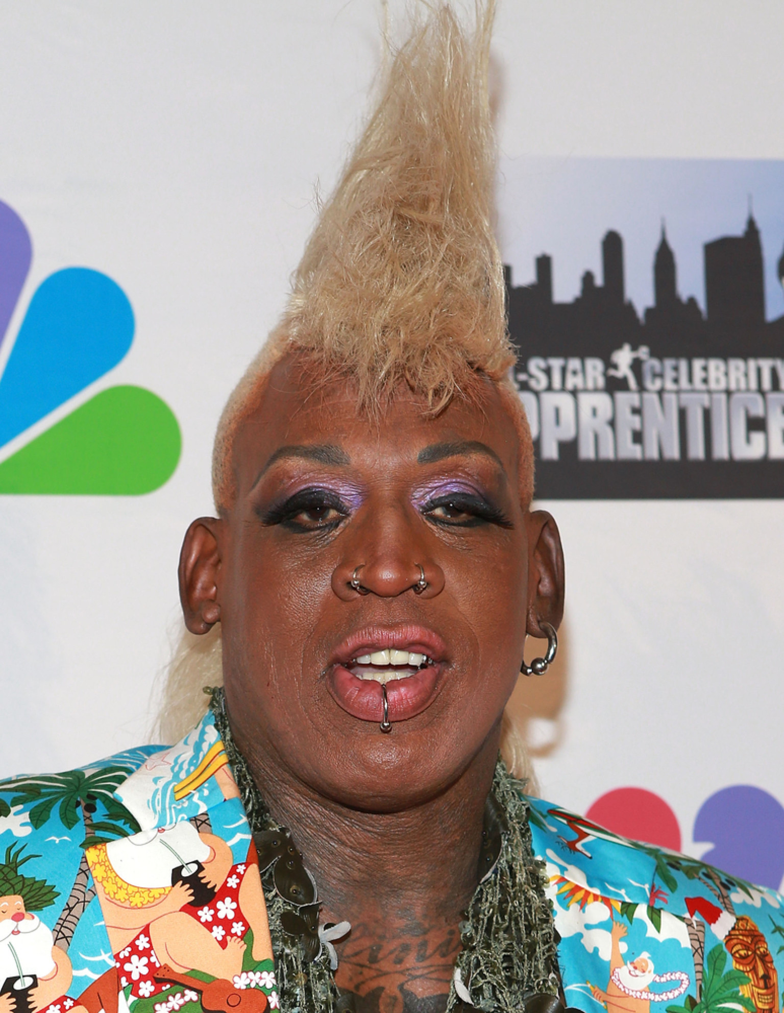 Dennis Rodman Wants Nobel Peace Prize Nomination Former