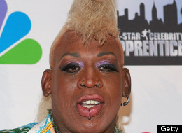 Rodman Seeks Nobel Peace Prize Nomination
