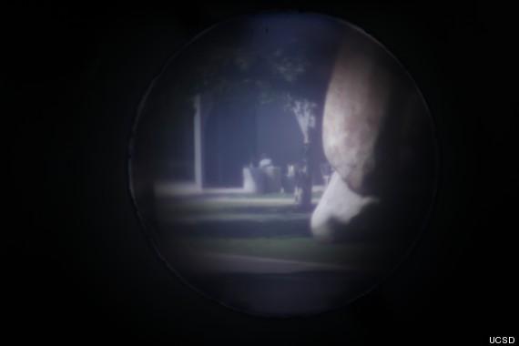 telescopic contact lens