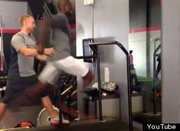 chad johnson treadmill