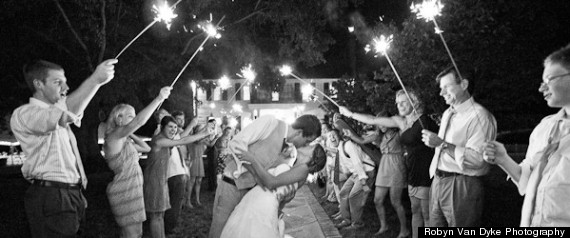 4TH OF JULY WEDDING
