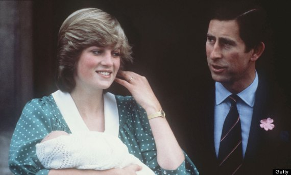 prince william charles princess diana