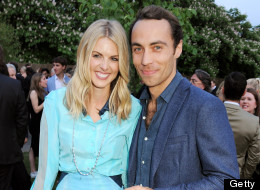 James Middleton's Girlfriend For 'Strictly'?