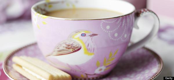 cup of tea vintage