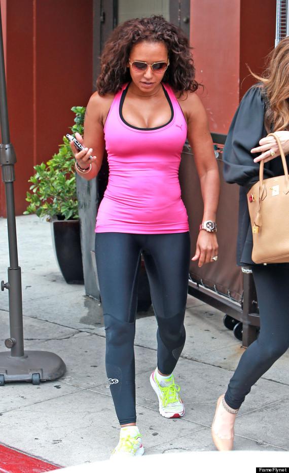 mel b workout