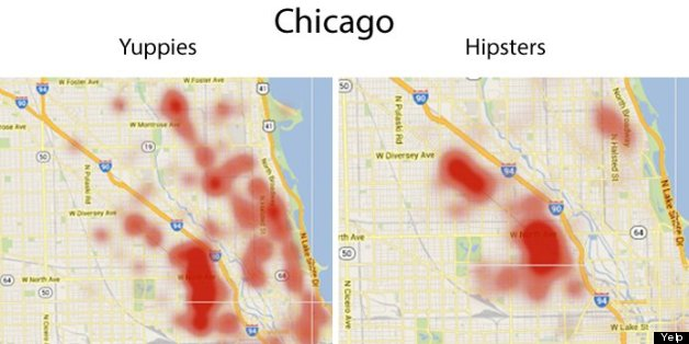 yelp map hipsters