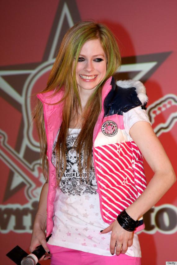 Avril Lavigne Dress