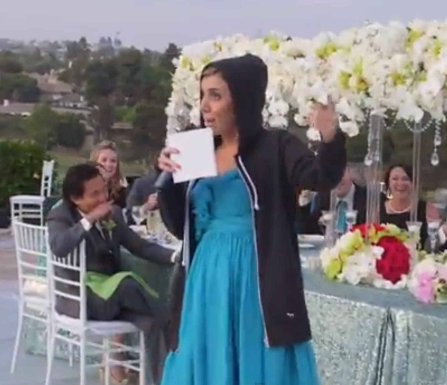 Wedding Toast: Maid Of Honor's Eminem-Inspired Speech Puts