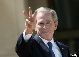 george w bush du award