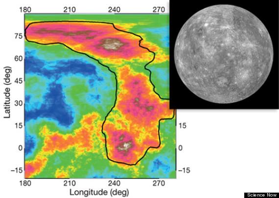 mercury lava